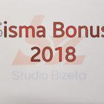 Copertina articolo Sisma bonus 2018